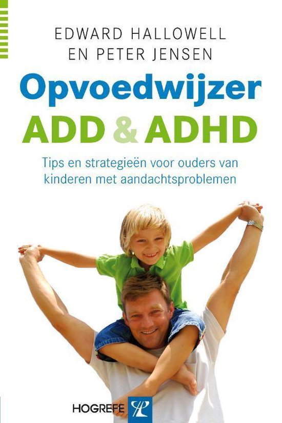 Boek: Opvoedwijzer ADD en ADHD