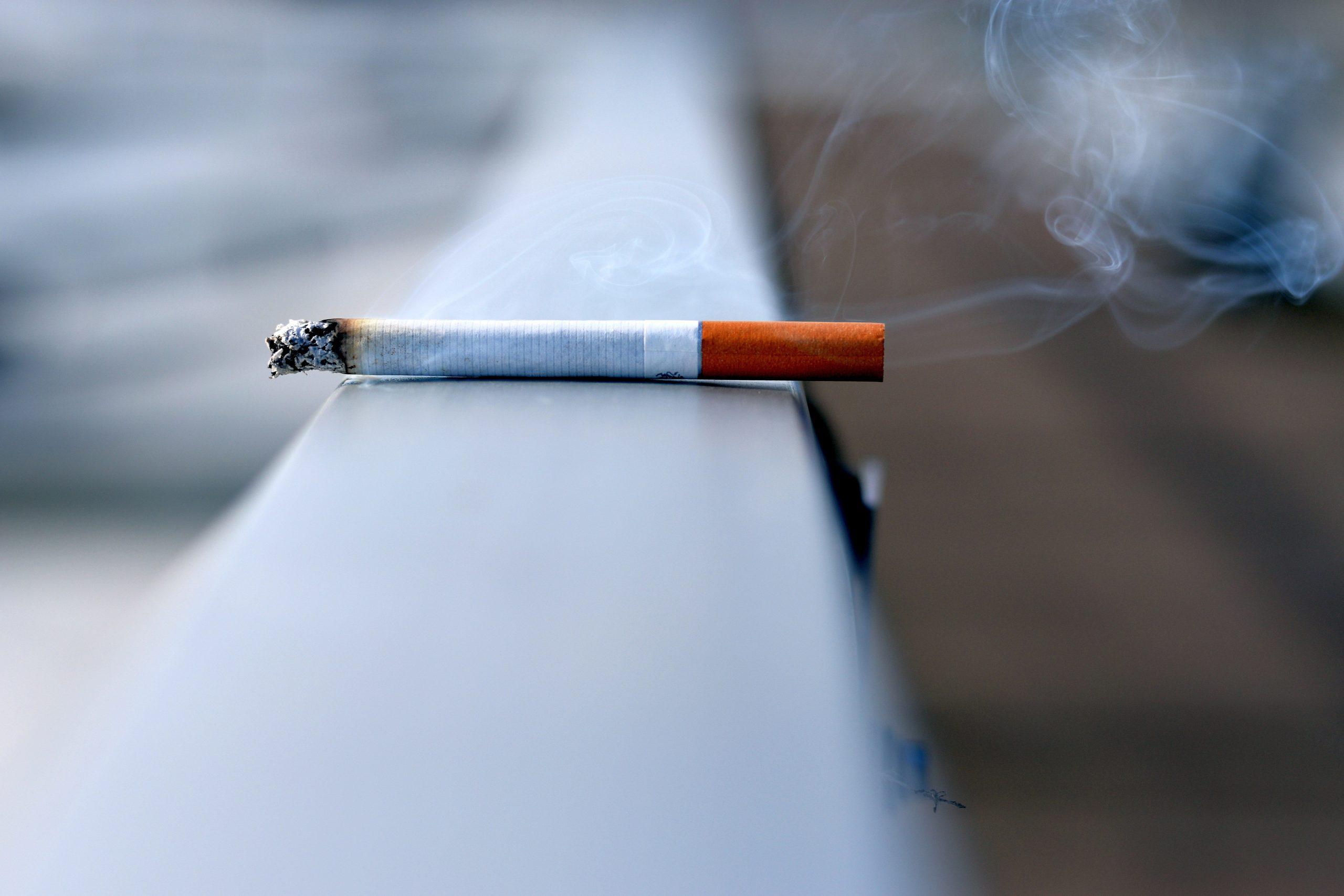ADHD en roken